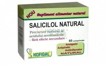 Salicilol natural - 60 compr.